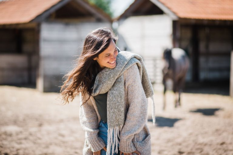 Kheiron | Equine Assisted Learning | Joséphine
