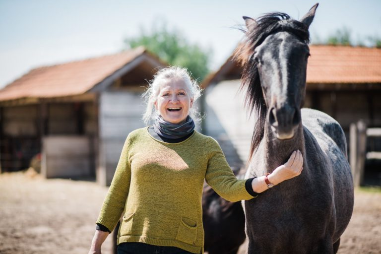 Kheiron   Equine Assisted Learning   Klara met Peruaanse Paso