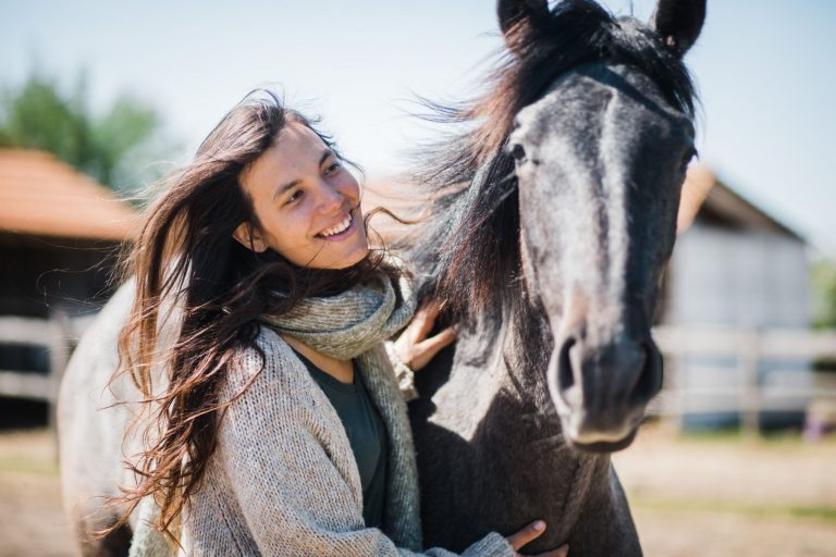 Kheiron   Equine Assisted Learning   Joséphine met Peruaanse Paso