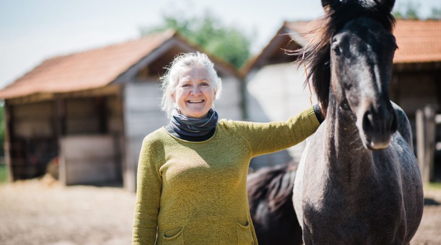 Kheiron | Equine Assisted Learning | Klara met Peruaanse Paso
