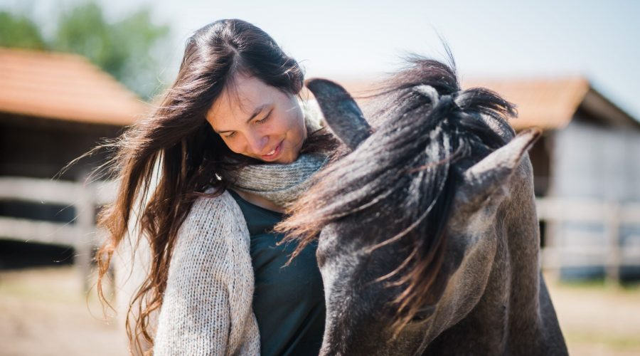 Kheiron | Equine Assisted Learning | Joséphine met Peruaanse Paso